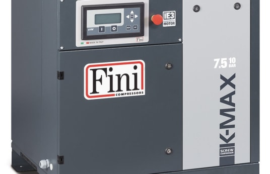Sprężarka śrubowa FINI K-MAX 7,5-10 (IE3)