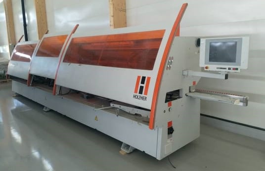 Mașină de aplicat cant HOLZ-HER Contriga 1366