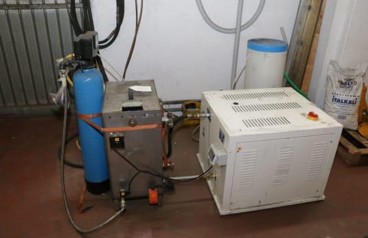Caldaia con impianto demineralizzazione GAVARDO MAXI60