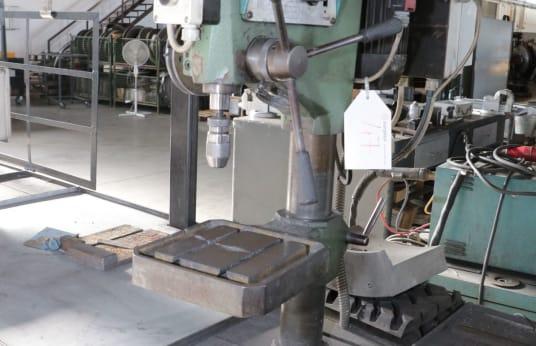 BIMAK Tisch- und Ständerbohrmaschine