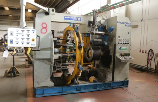 TRM RT2000 Wheel Rim Mounting Machine