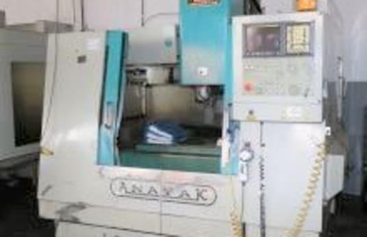 ANAYAK ANAK-MATIC 7 CNC Vertical Machining Centre