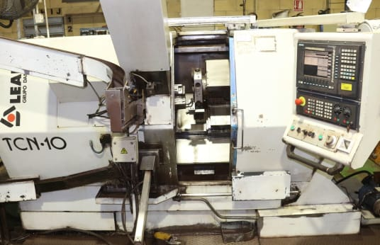 LEALDE TCN 10 CNC-Drehmaschine