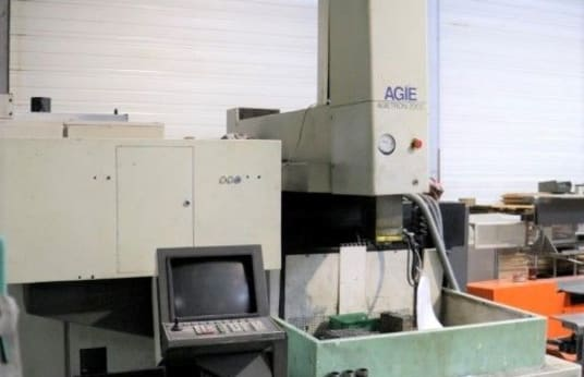 AGIE AGIETRON AT200 CNC Die Sinking EDM Machine
