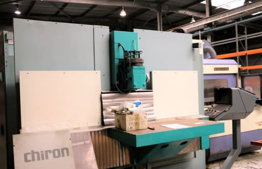 DECKEL MAHO FP 6/100 CNC Universalfräsmaschine