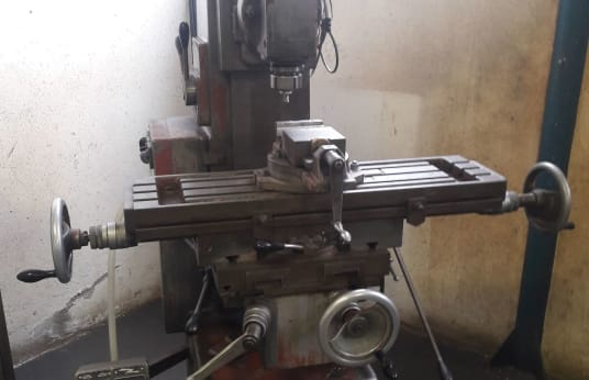 RIGIVA Vertical milling machine