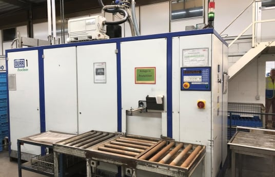 DÜRR EcoClean Universal 81W Cleaning System