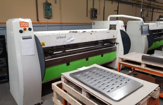 CIDAN Futura 25 Folding Machine