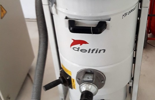 DELFIN ASMTL352DS50E Vacuum cleaner