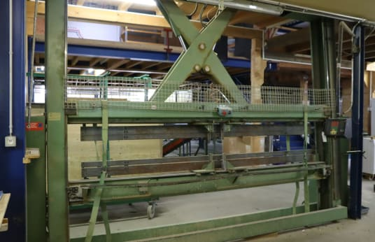 Преса ITALPRESSE ELEKTRONIK/312 Hydraulic Gluing