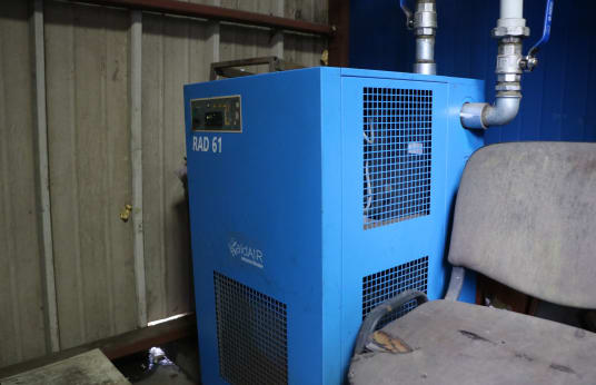 KALDAIR RAD 61 Csavarkompresszor