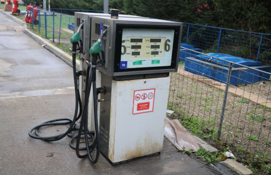 PIGNONE DPC 050 Fuel Pump