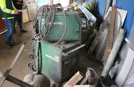 MIGATRONIC MIG 545 MK III MIG Welder