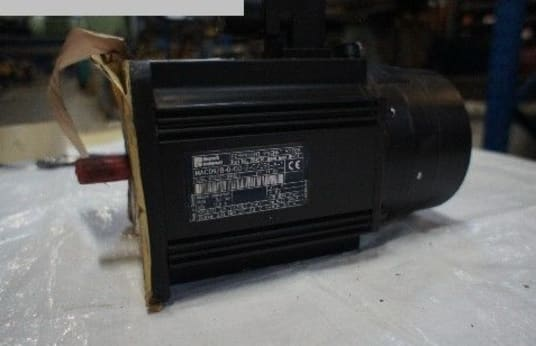 REXROTH MAC092B-0-OD-2-C/095-A-1 Servo Motor