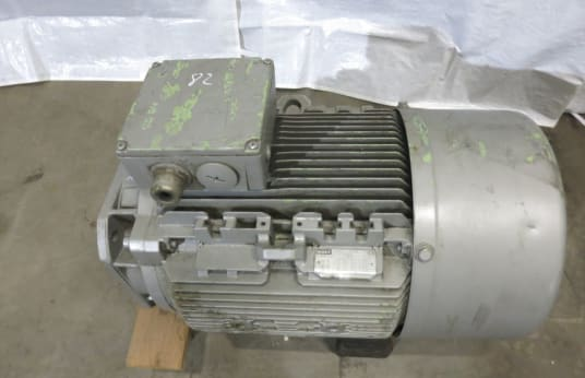 WATT 4 WAR 181 MA KB Electric Motor