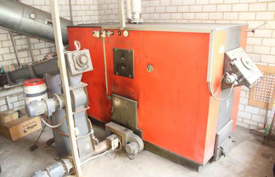 NOLTING DBK 200 Heating System