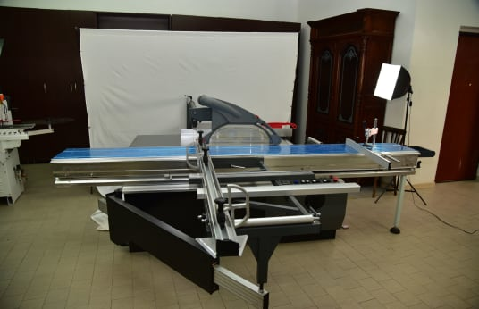 GEA 8D Sliding table saw