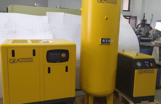GEA CO-11 Air compressed system