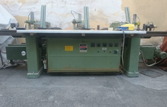 SIMAL LS/E3 Dowel inserting machine