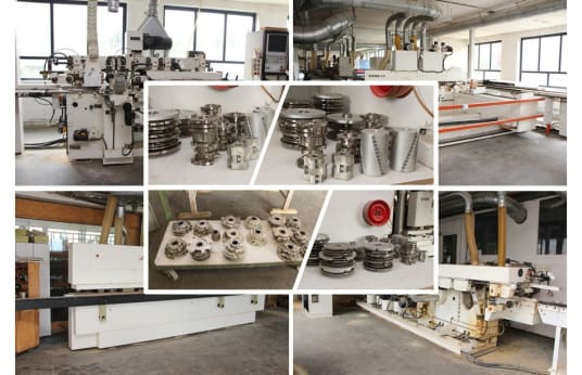 SCM System 4S Flexible Window Production Plant