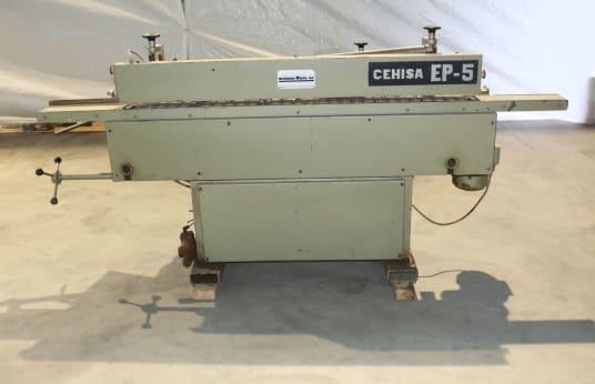 CEHISA EP 5 Élzárógép