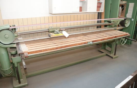 HIMMELWERK Belt Sanding Machine