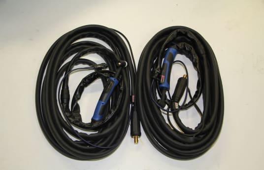 ABICOR BINZEL ABITIG-17 2 Welding Torches