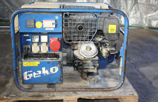 GEKO 650 1ED-AA Emergency power generator