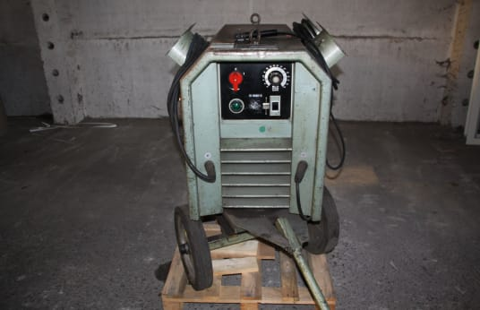 DALEX GK 364 welding unit