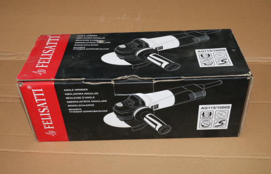 FELISATTI AG115/1000S Angle grinder