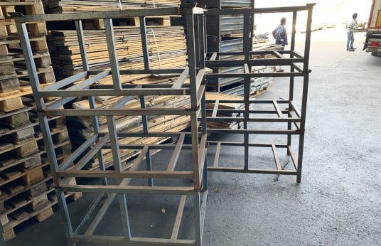 Lot of Metal Frames