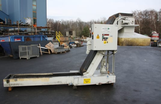 MANN & HUMMEL Chip conveyor