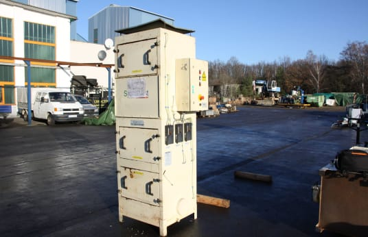 MCLEOD RUSSEL MA 200 D Suction