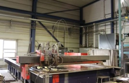 BYSTRONIC Byjett L 6030 Water Jet Cutting System