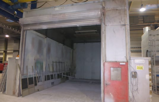 MONTA Paint Booth