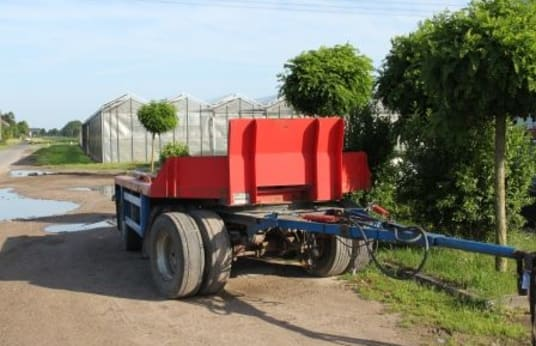 GEORG GM12 Low-Loader