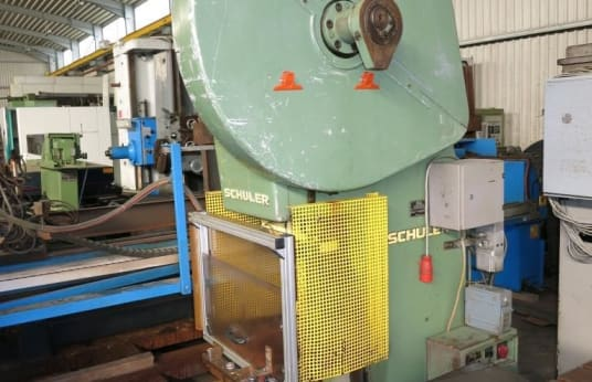Eksantrik Pres SCHULER PDrh40/220 - Single Column