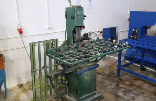 KNOPP 2/02 Schleifmaschine
