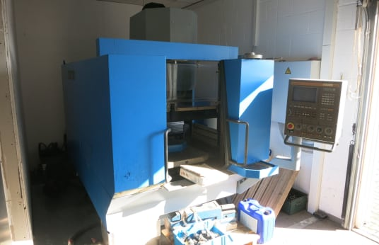 CHIRON FZ12W Machining Centre - Vertical
