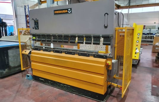 MEBUSA PH 65/25 S Hydraulic Kantbank