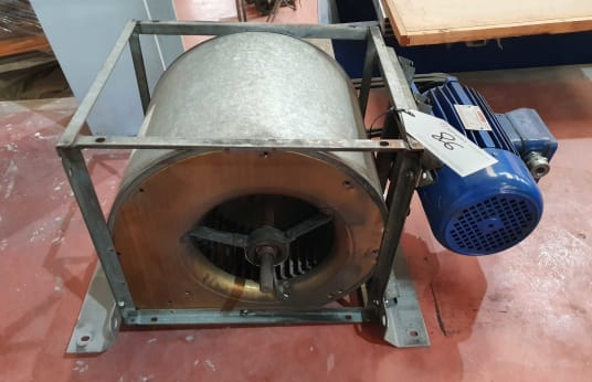 MARZORATI TA/R 10-10 ZING Industrial Fan