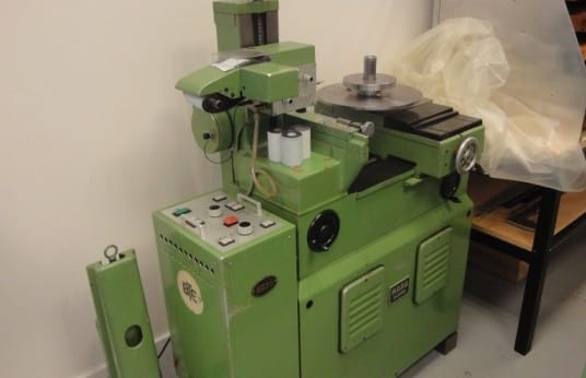 MAAG PZH 60 Gear measuring machine