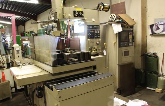 SEIBU EW-600 F 3 Wire Eroding Machine