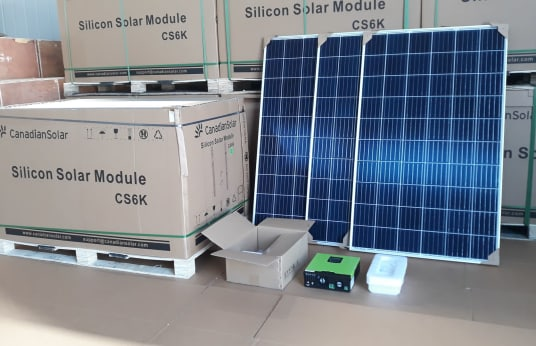 Kit fotovoltaico SOLAR 5 KW classe A++ SOLAR