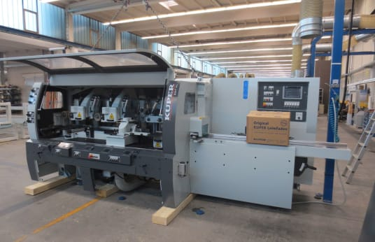 KUPER SWT XL-6 Planing and Moulding Machine