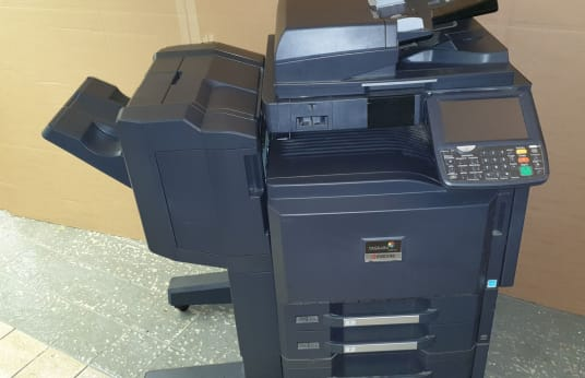 KYOCERA Taskalfa 4551ci Multifunction Device with Finisher