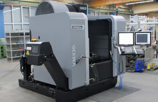 Centru de prelucrare vertical HURCO VMX30I