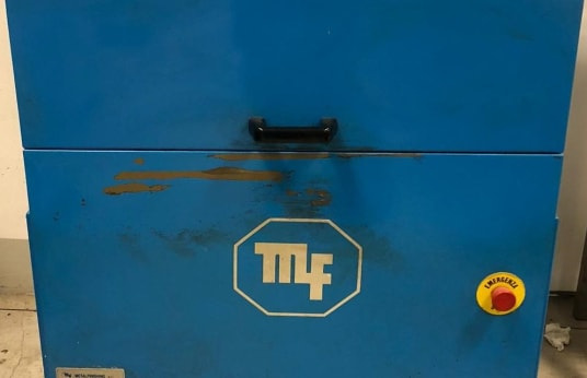 MF Tumbler Machine