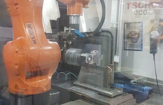 TSCHUDIN Ecoline 400 CNC brusilica