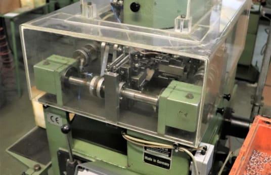 WAFIOS FTU 0 Torsion Spring Coiler